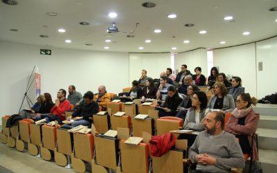 Celebrada en Cáceres una nueva Sesión Formativa
