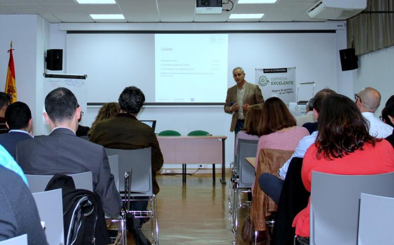 Nueva Sesión Formativa celebrada en Badajoz