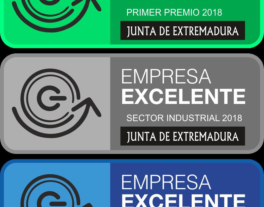 5ª Edición del Premio a la Excelencia Empresarial de Extremadura